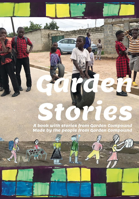 Garden Stories – the book